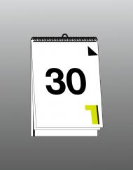 επιτοίχιο ημερολόγιο