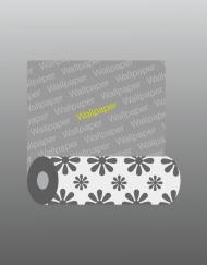 ταπετσαρία με ψηφιακή εκτύπωση